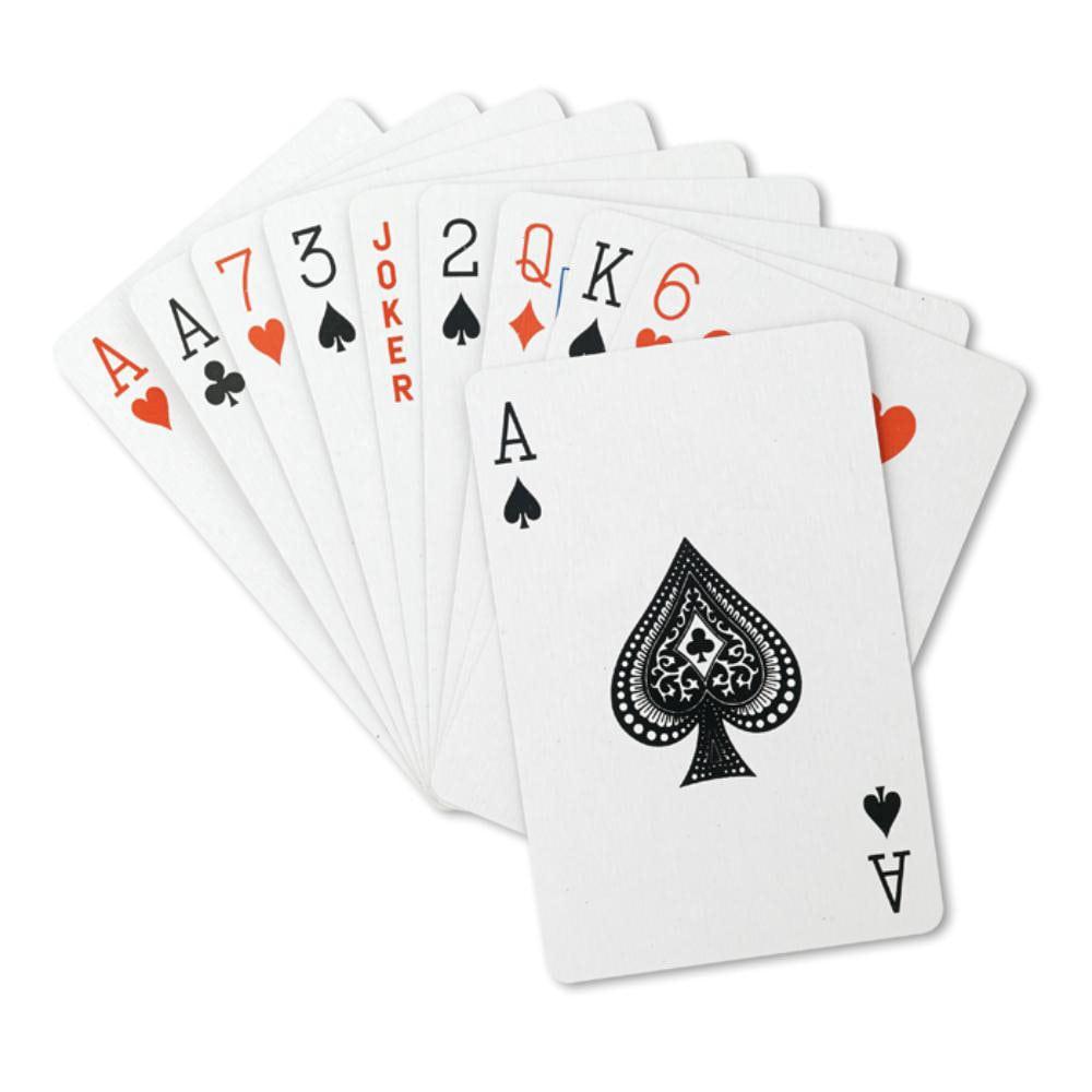 juego cartas baraja francesa