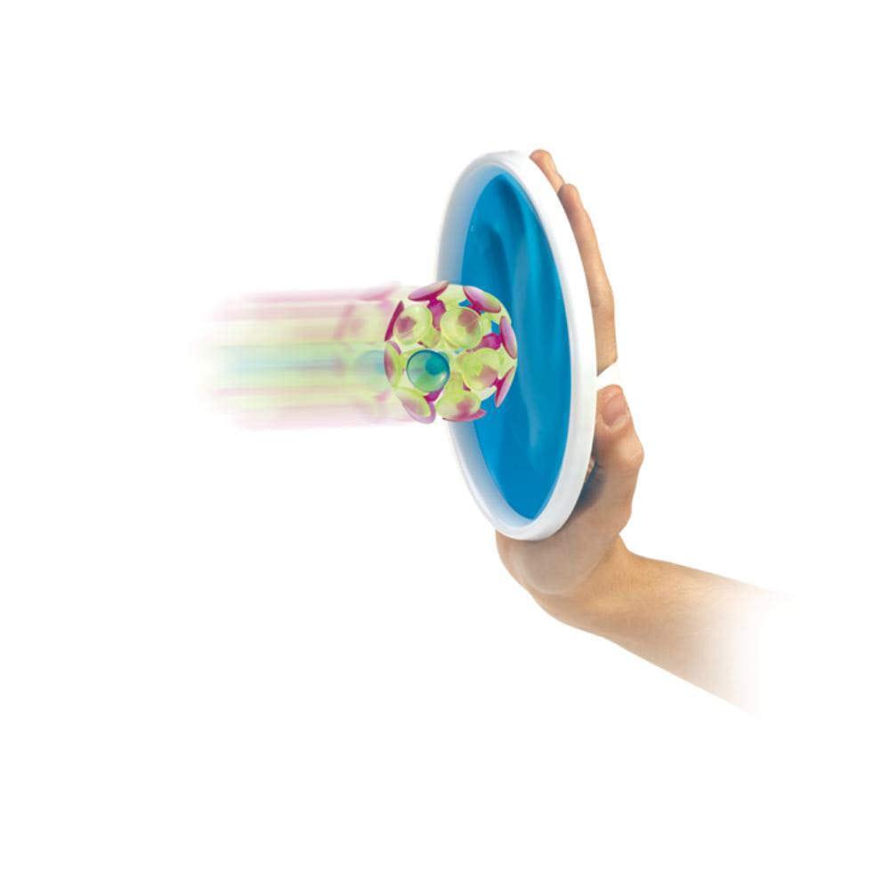 juego discos pelota ventosa playa