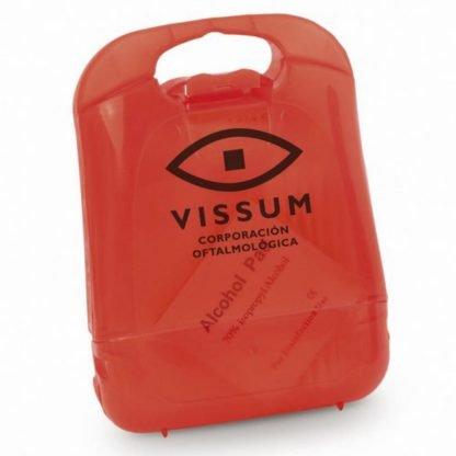kit emergencia accesorios azul rojo estuche