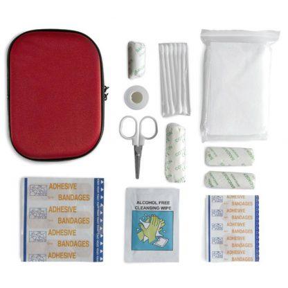 kit primeros auxilios estuche eva