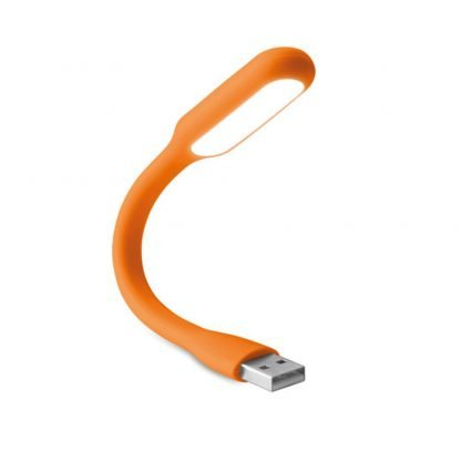 lampara usb luz led