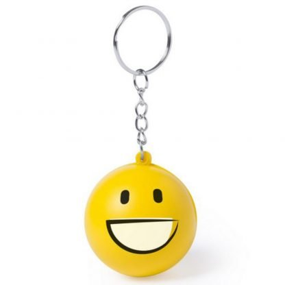 llavero antiestres emoji sonrisas promociones