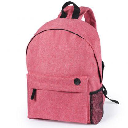 mochila bicolor diseno estilo clasica barata
