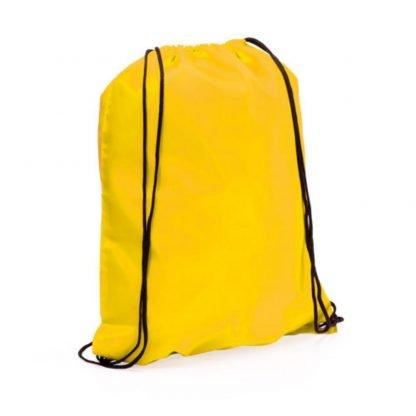 mochila blanca cordones sublimacion todo color