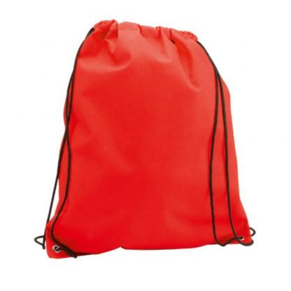 mochila cordones nonwovem bolsa barata festivales