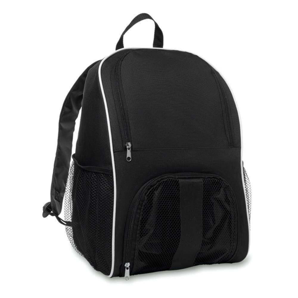 mochila deporte compartimentos entrenar bolsa