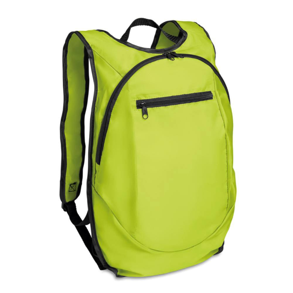 mochila ligera poliester deporte colores