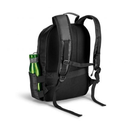 mochila ordenador espalda asas acolchada compartimento