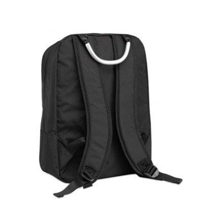 mochila ordenador microfibra calidad bolsillo organizador