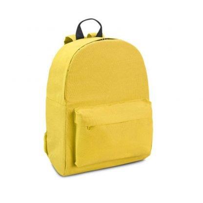 mochila poliester clasica bolsillo colores