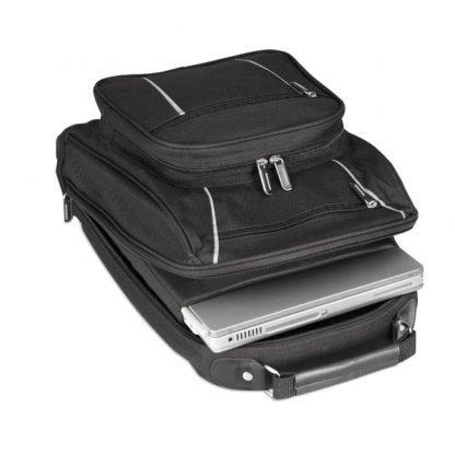 mochila portatil poliester compartimentos viajar