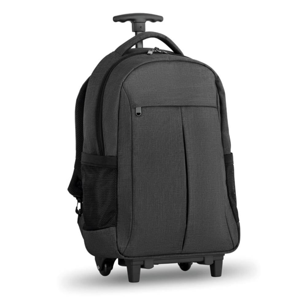 mochila trolley compartimentos tablet portail