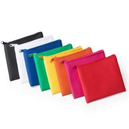 monedero microfibra colores baratos