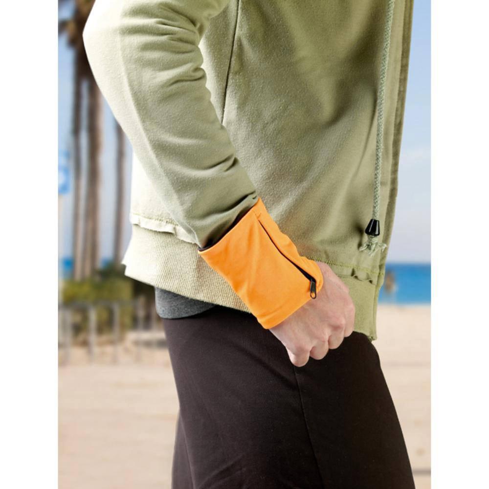 munequera elastica bolsillo deporte