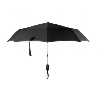paraguas anti viento plegable varillas fibra