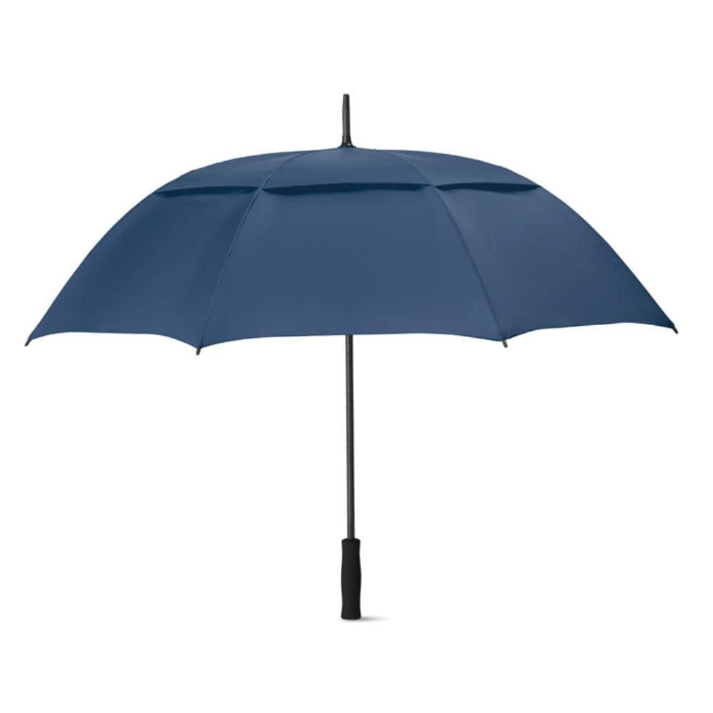 paraguas antiviento poliester lluvia mango