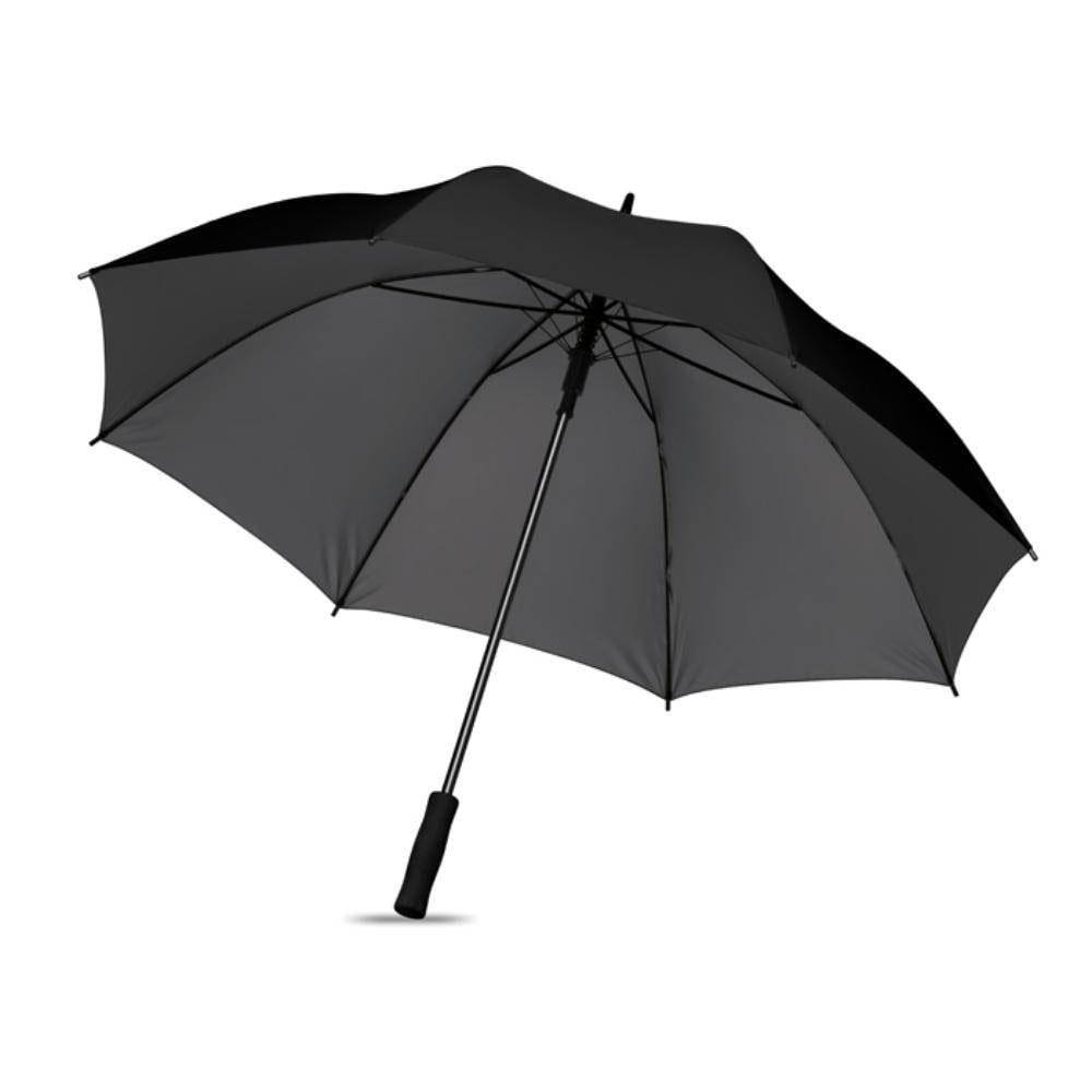 paraguas automatico mango colores lluvia
