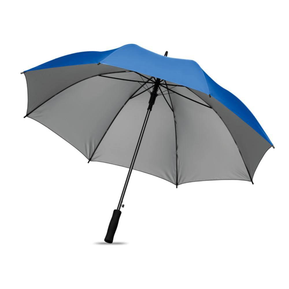 paraguas automatico varillas mango lluvia