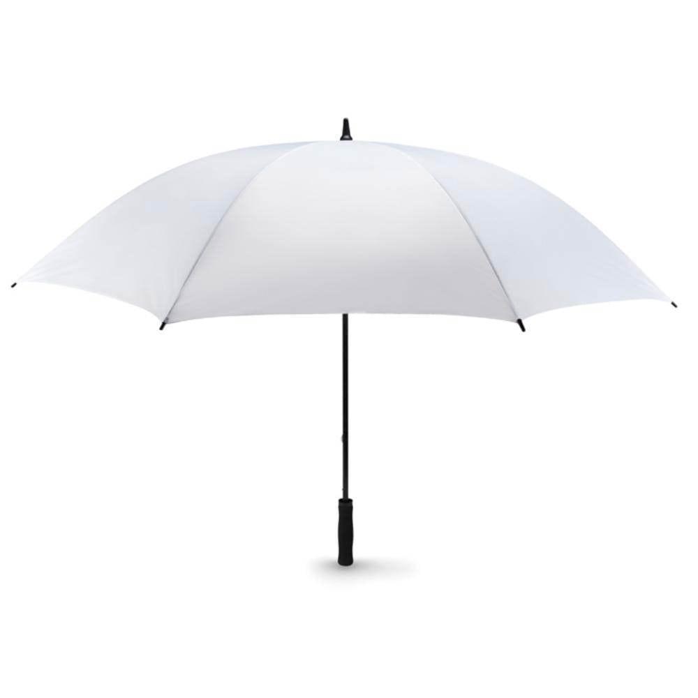 paraguas golf anti viento lluvia poliester