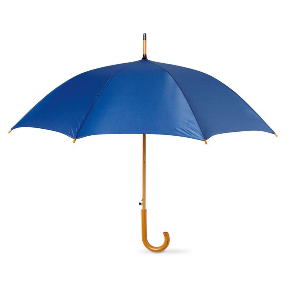 paraguas mango madera colores manual