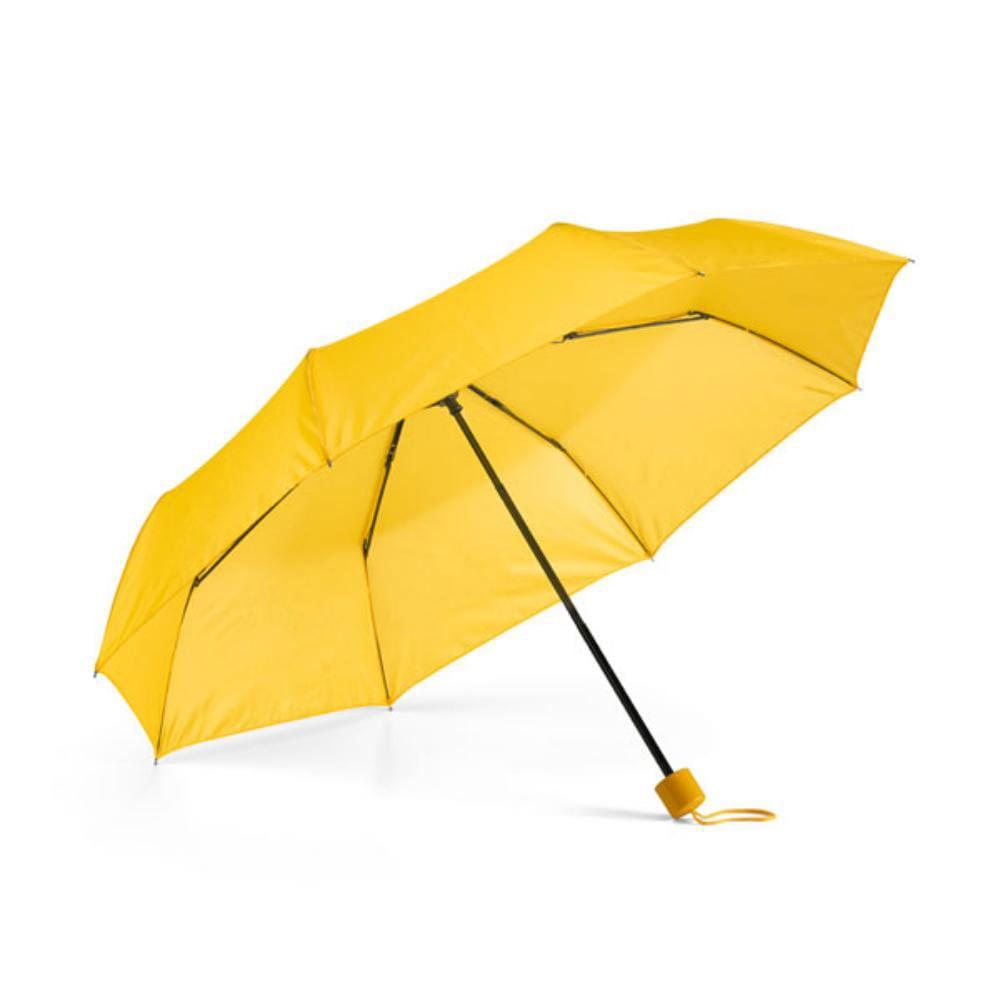 paraguas plegable colores funda lluvia