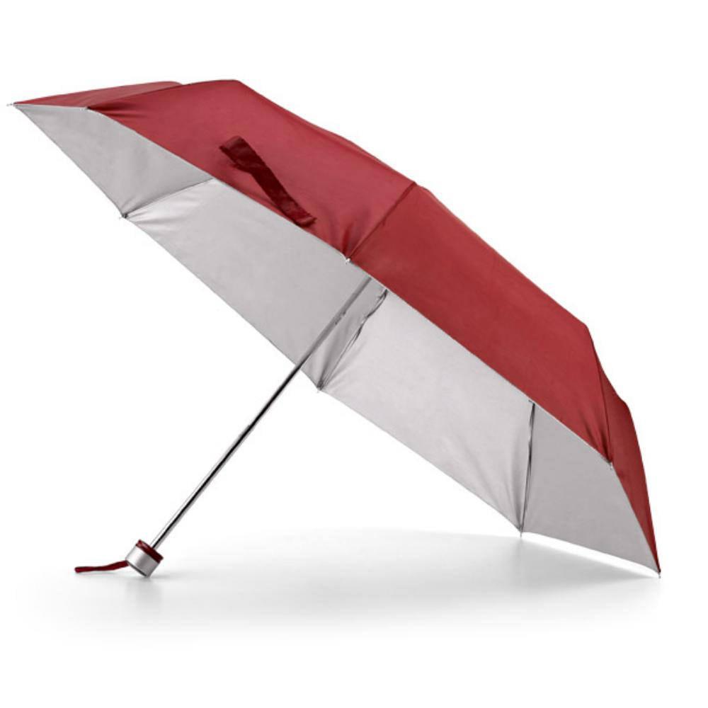 paraguas plegable funda colores lluvia