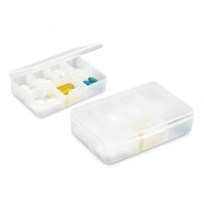 pastillero divisiones plastico farmacia