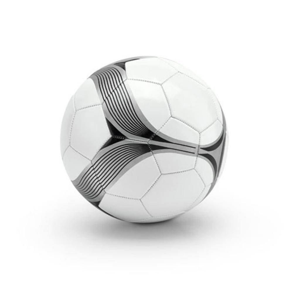 pelota futbol rayas juego balon