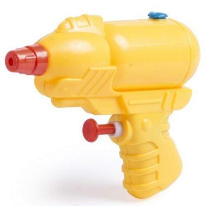 pistola agua ninos azul amarillo rojo