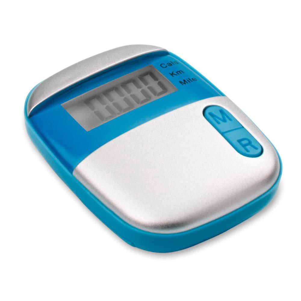 podometro clip carcasa colores contador calorias