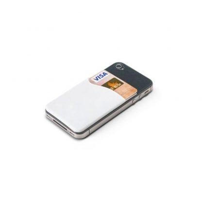 porta tarjetas smartphone silicona adhesivo movil