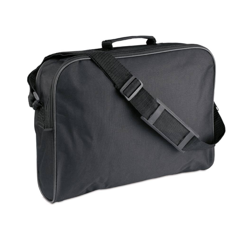 portadocumentos cinta poliester congresos maletin