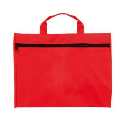portadocumentos ligero barato nonwoven rojo azul