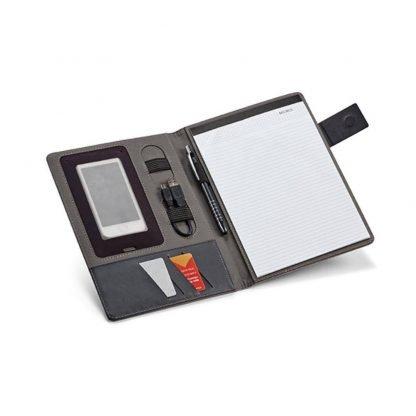 portafolios A polipiel cierre bloc accesorios