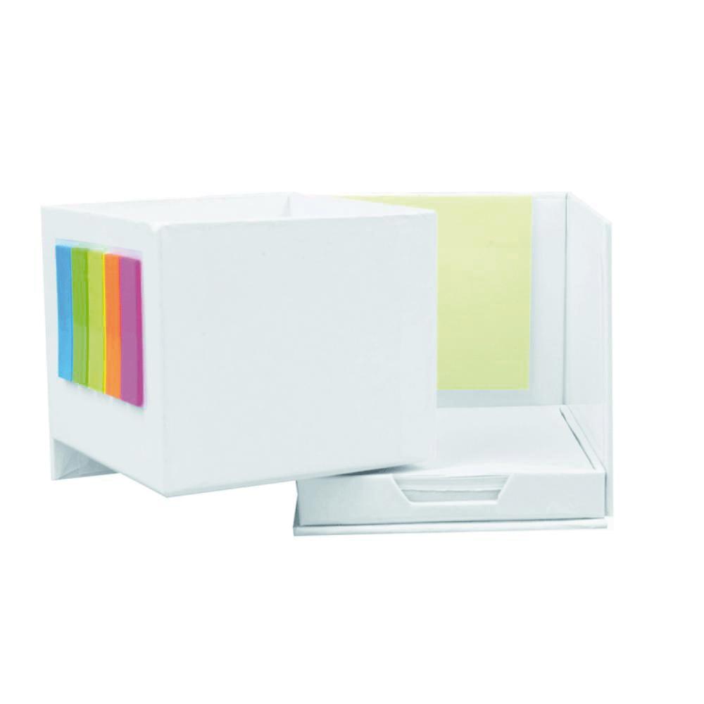 portalapicero carton notas adhesivas marcapaginas