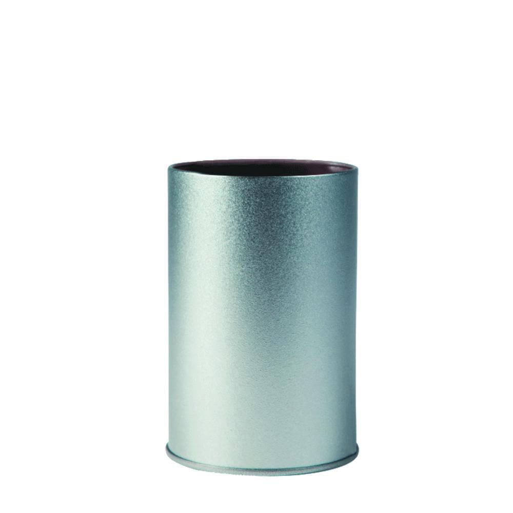 portalapicero metal redondo clasico con logo