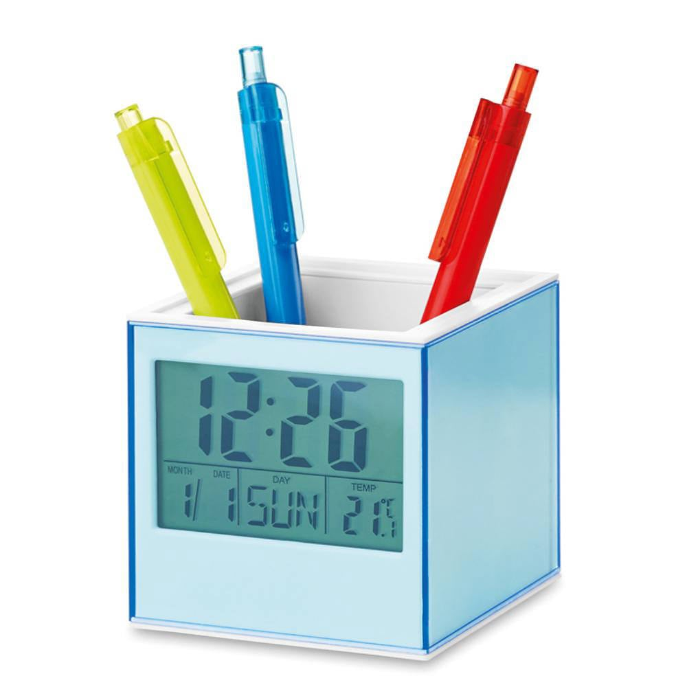 portalapicero reloj termometro marco fotos