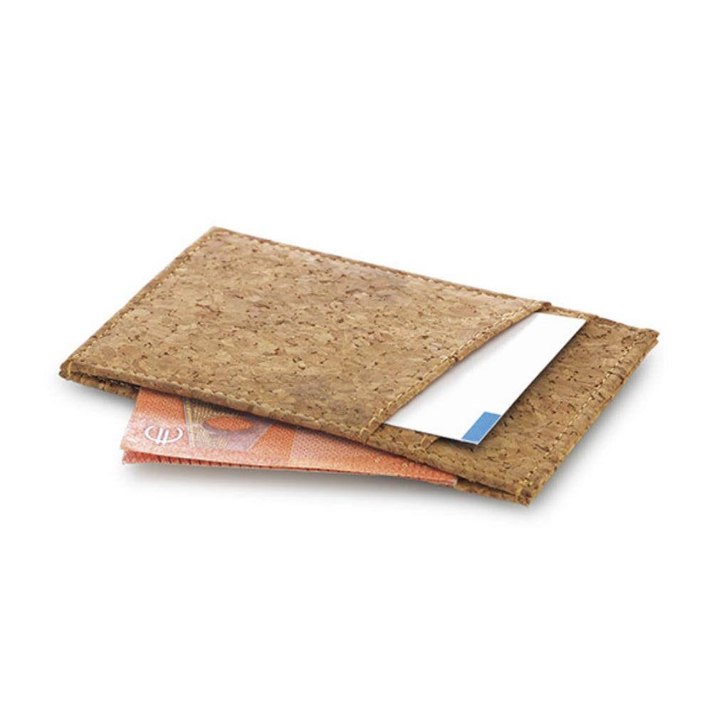 portatarjetas tarjetas corcho billetera