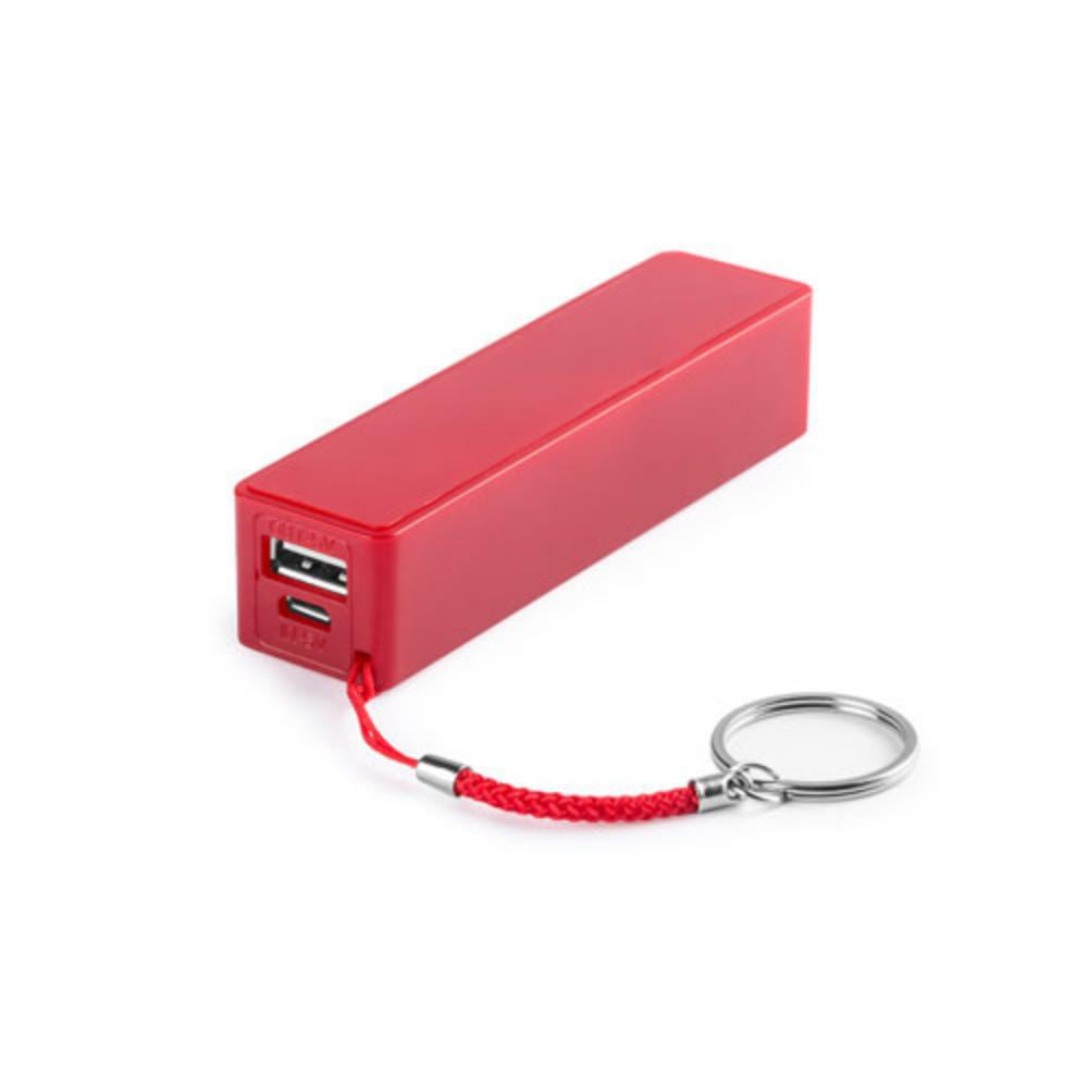 powerbank cable cargador movil color