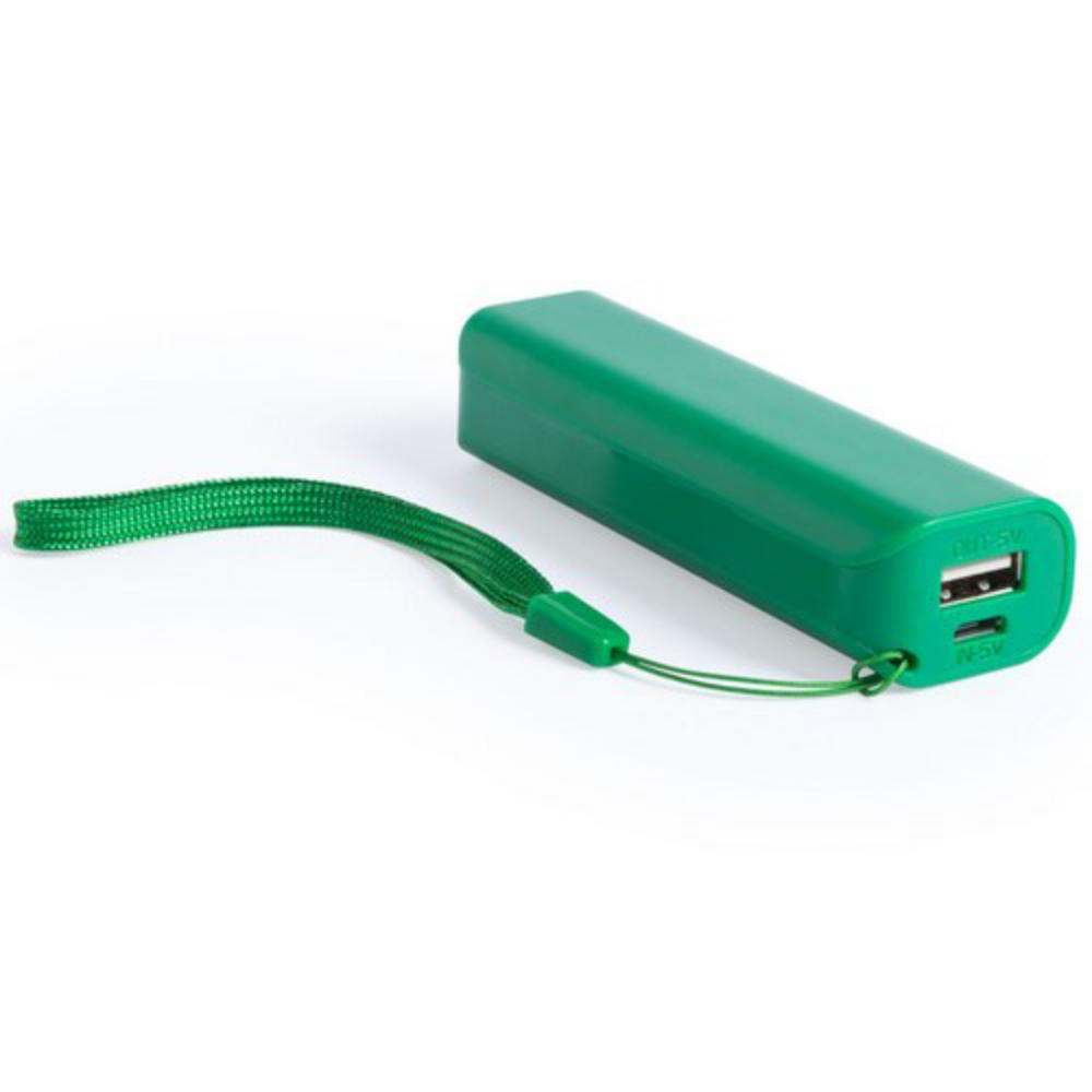 powerbank sin cable color economico cargador