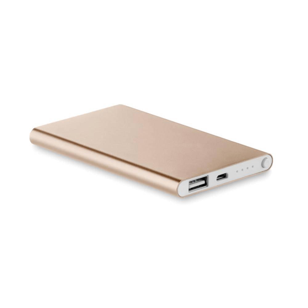 powerbank mah aluminio smartphone microusb