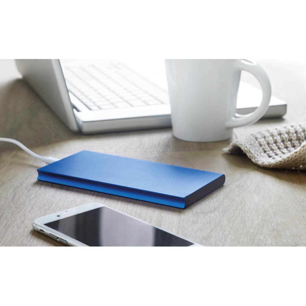 powerbank mah aluminio smartphone cable microusb