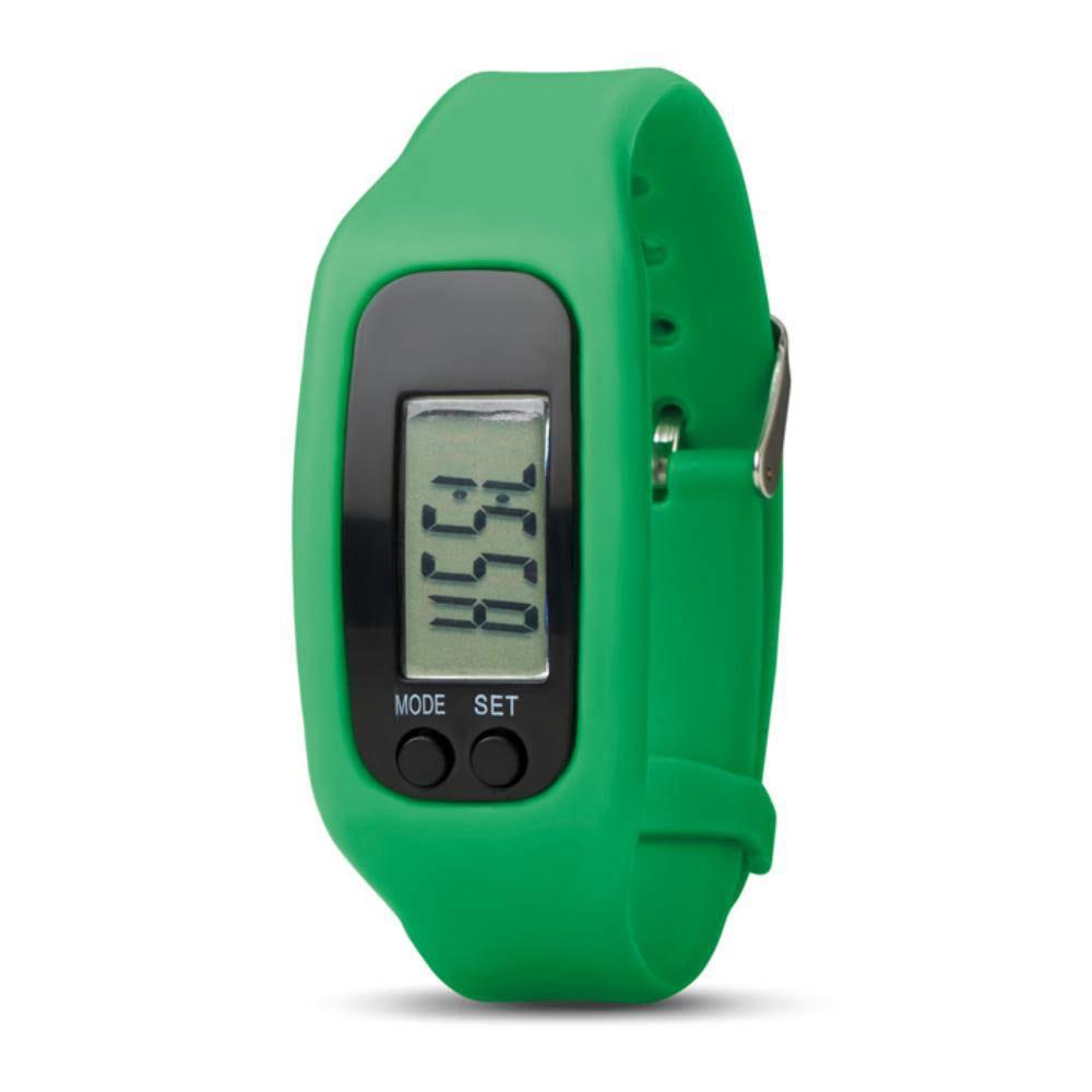pulsera contador calorias pasos andar deporte