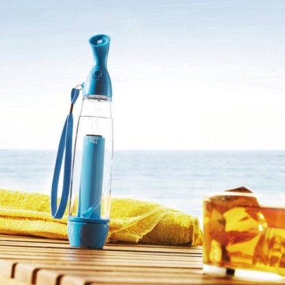 pulverizador agua calor verano piscina complemento
