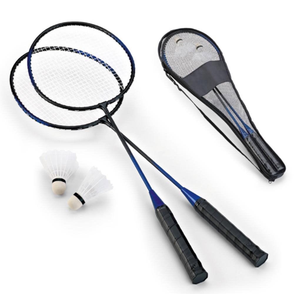 raquetas badminton funda asa juegos