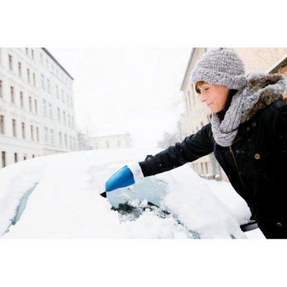 rascador hielo manopla forrada