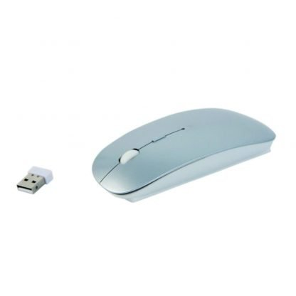 raton inalambrico ordenador extraplano cajita