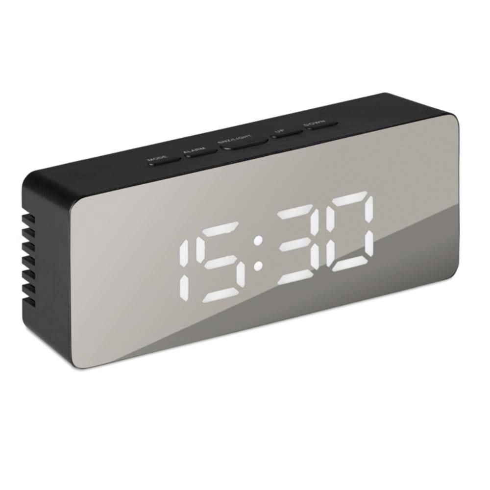 reloj sobremesa diseno alarma temperatura hora