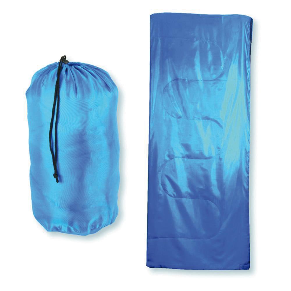 saco dormir acampada poliester reversible