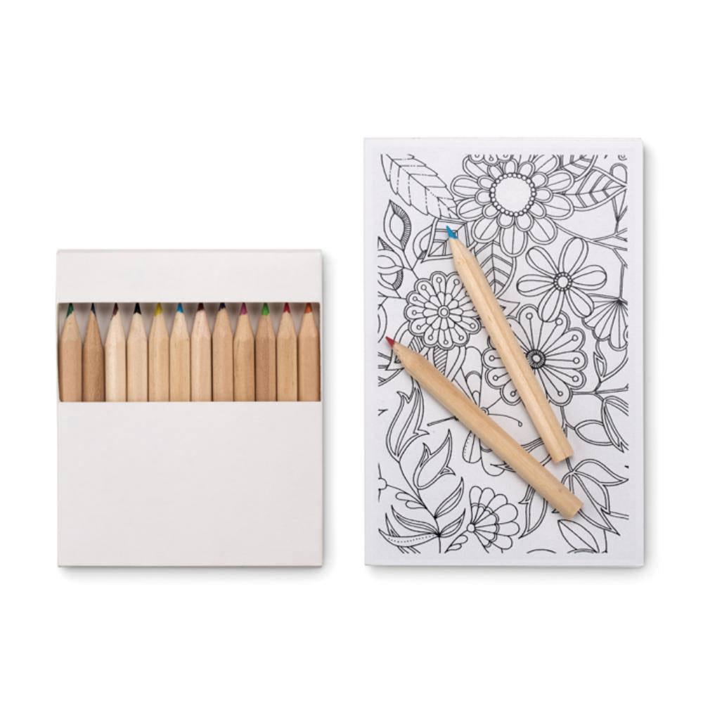 set dibujos para colorear